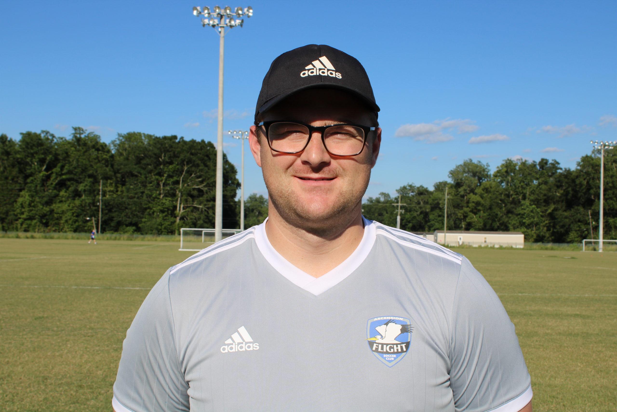 Bobby Capewell - Coach Photo